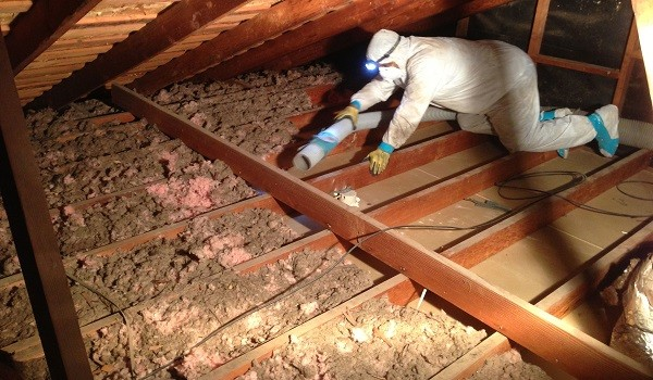 insulation removal johannesburg