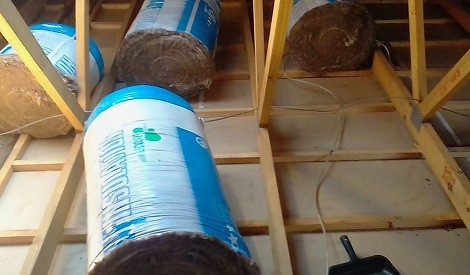 roof vacuuming pretoria insulation