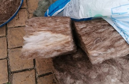polyester vs glasswool